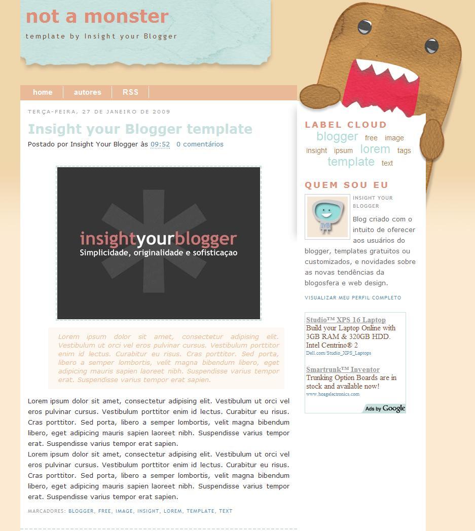 some free blogspot templates crazy blog. Black Bedroom Furniture Sets. Home Design Ideas