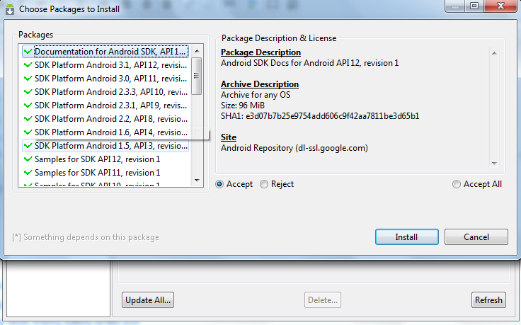 android sdk 2.2 download